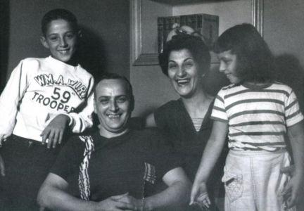 Uncle Nick-Papa-Dea-Mom