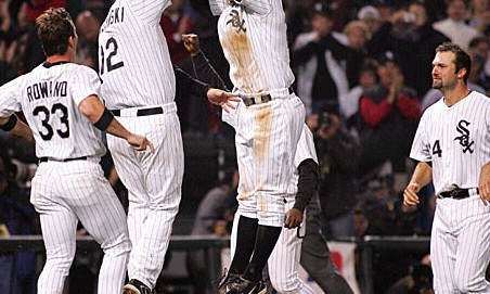 Sox respect hard-nosed Pierzynski
