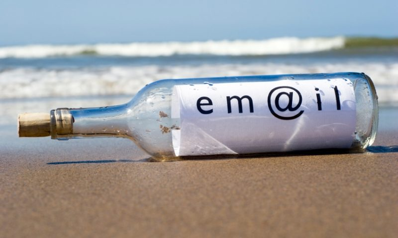 Email is still alive